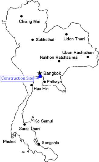 Marubeni Awarded Combined-Cycle Power Plant Project in Thailand