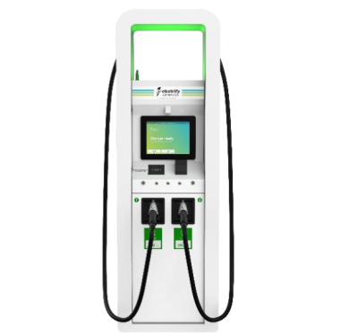 Signet ultra-fast EV chargers